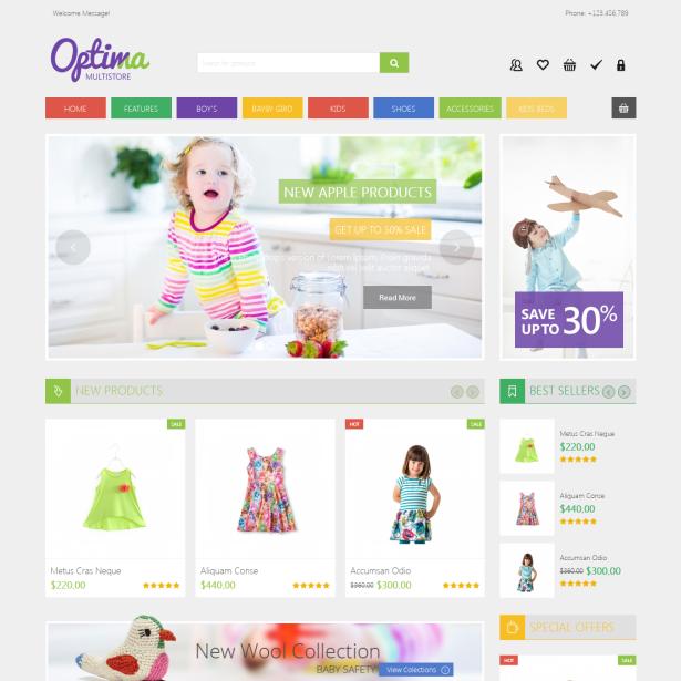 VG Optima - MultiStore WordPress WooCommerce Theme - 25