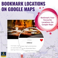 Bookmark Locations On Google Maps