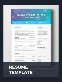 Resume Template - 3