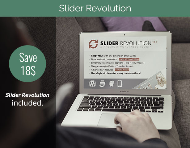 Trimmer - WordPress Theme for Barber Shops