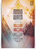 Magic Winter Flyer