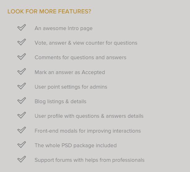QAEngine - Question and Answer WordPress Theme - 18