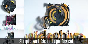 Ribbons Logo Reveal - 18