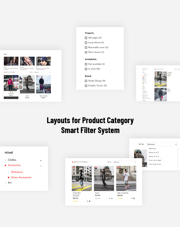 07+ Product Details Page Styles
