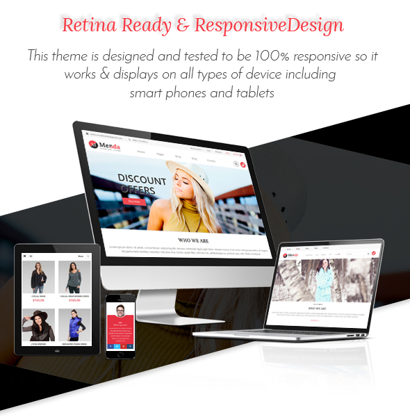 Menda - Ecommerce WordPress Themes - 11