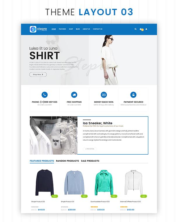 VG Stepre - Multipurpose WooCommerce WordPress Theme - 16
