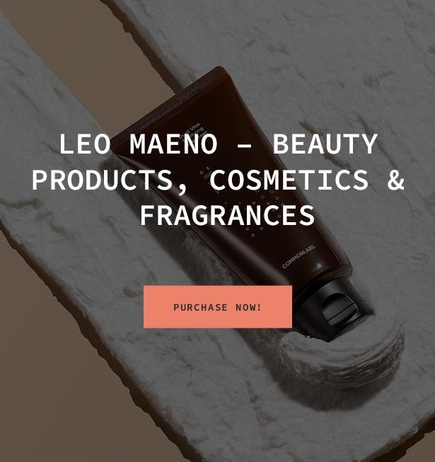 Leo Maeno - Beauty Products, Cosmetics & Fragrances