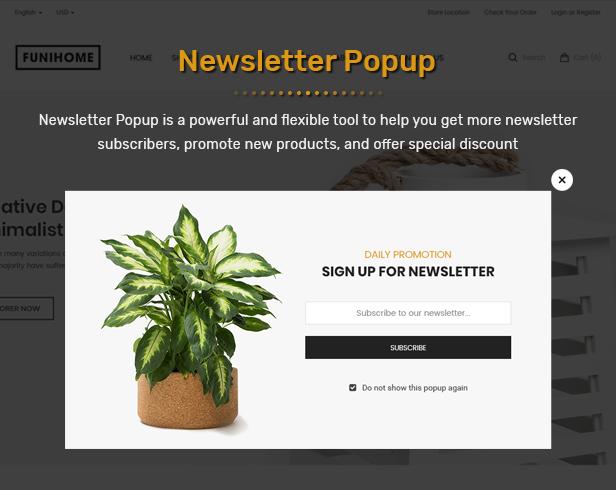 FuniHome - Responsive PrestaShop 1.7 Furniture Shop Theme - 11
