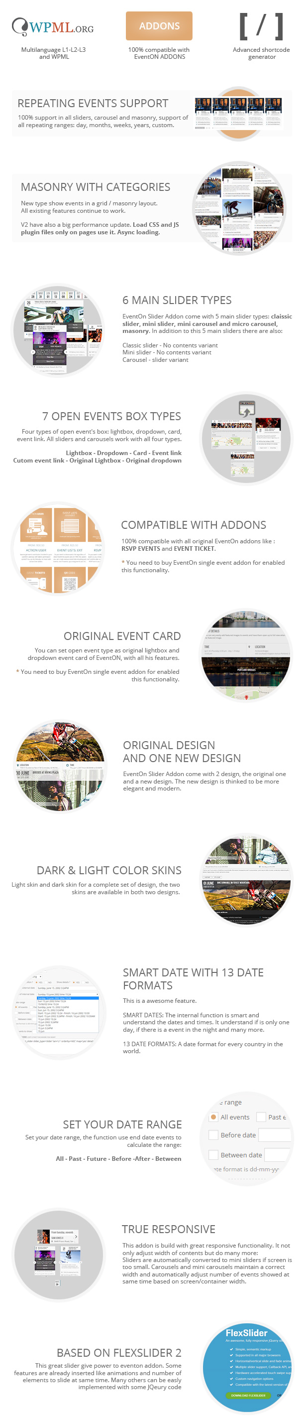 EventOn Slider Addon | Eventos - 1