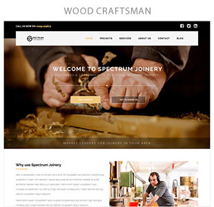 Spectrum - Multi-Trade Construction Business Theme - 9