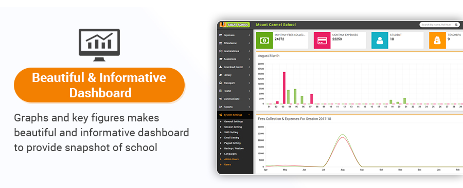 Smart School : School Management System - 73