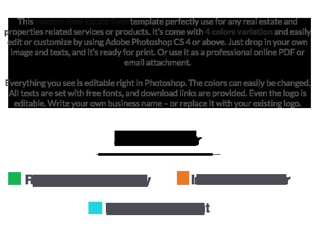 Real Estate Flyer | Vol 04 - 1