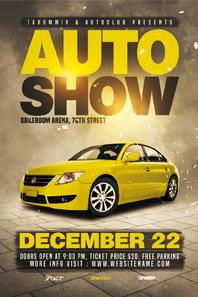 80-Auto-show-flyer