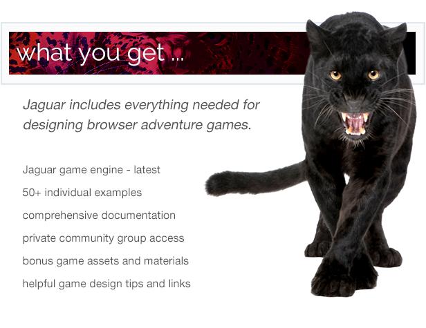 Jaguar - Adventure Game Engine - 1