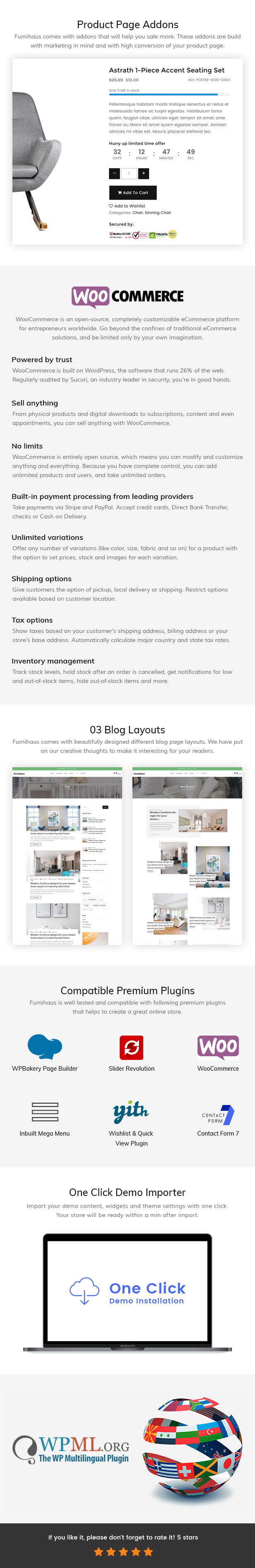 Furnihaus - Responsive Furniture WooCommerce WordPress Theme - 7