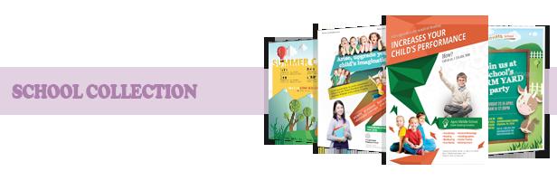 Preschool Trifold Brochure  - 1