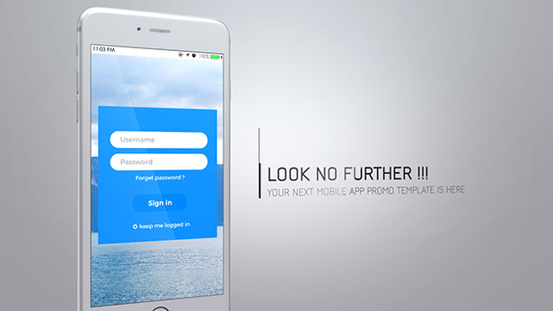 Mobile App Promo - 11
