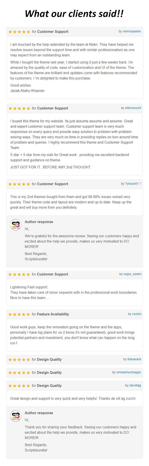 nokri job board theme reviews