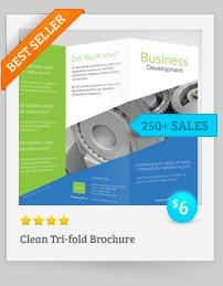 Optica Trifold Brochure Template - 2