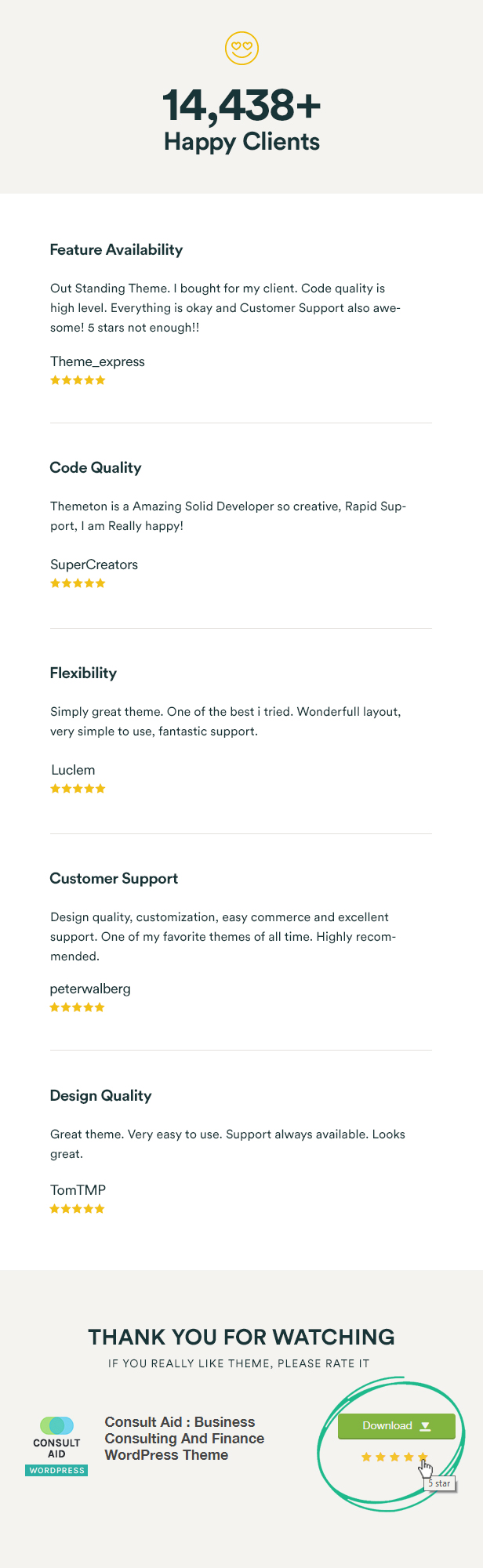 Consult Aid  - Business Consulting And Finance WordPress Theme