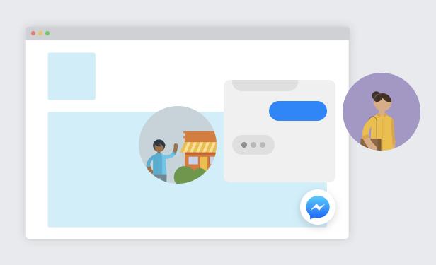 NinjaTeam Facebook Messenger dành cho WordPress (Phiên bản trò chuyện trực tiếp) - 1