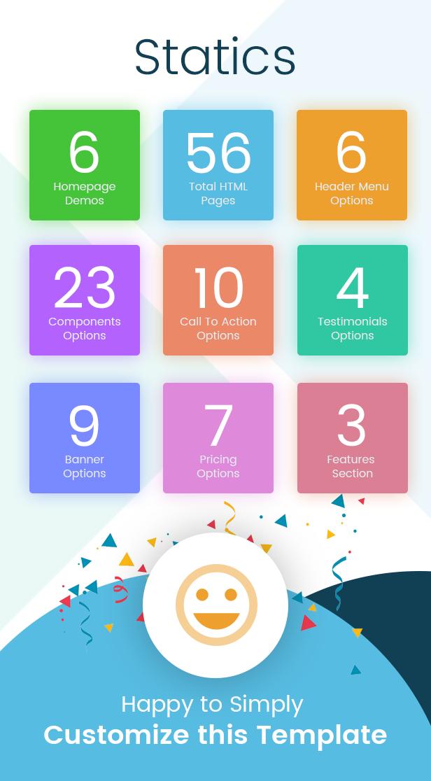 Protech SaaS -  SaaS, Software & WebApp Template - 3