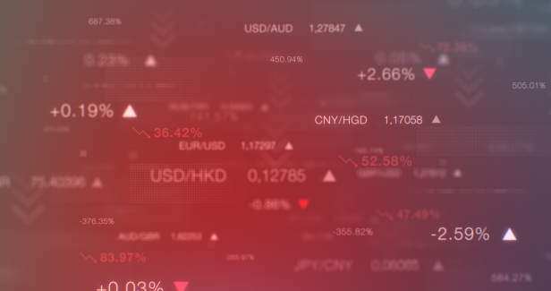 Financial Economy Stock Market Background - 2