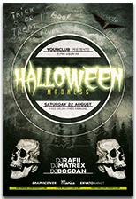 Halloween Party Flyer - 18