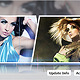 FB Photo Effect Timeline Cover  - 41