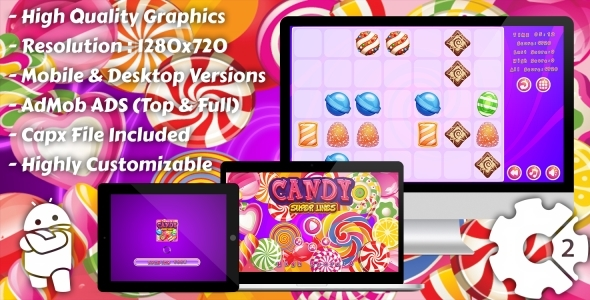 Fashion Dress Up - HTML5 Game + Mobile Version! (Construct 3 | c3p) - 64