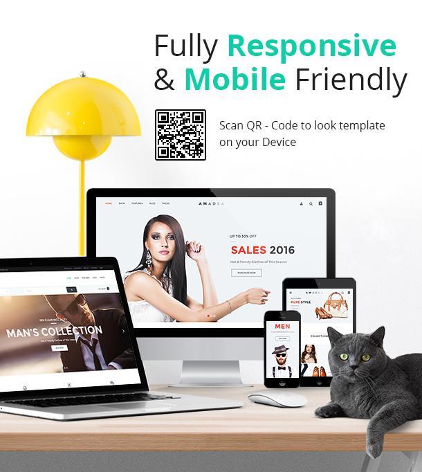 VG Amadea - Multipurpose WordPress Theme - 15