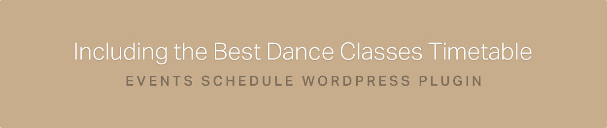 Dance WordPress Theme - Dancing Academy - 1