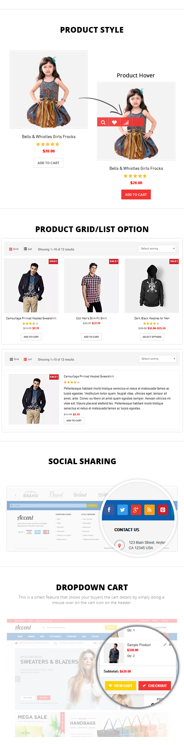 gift store WooCommerce theme