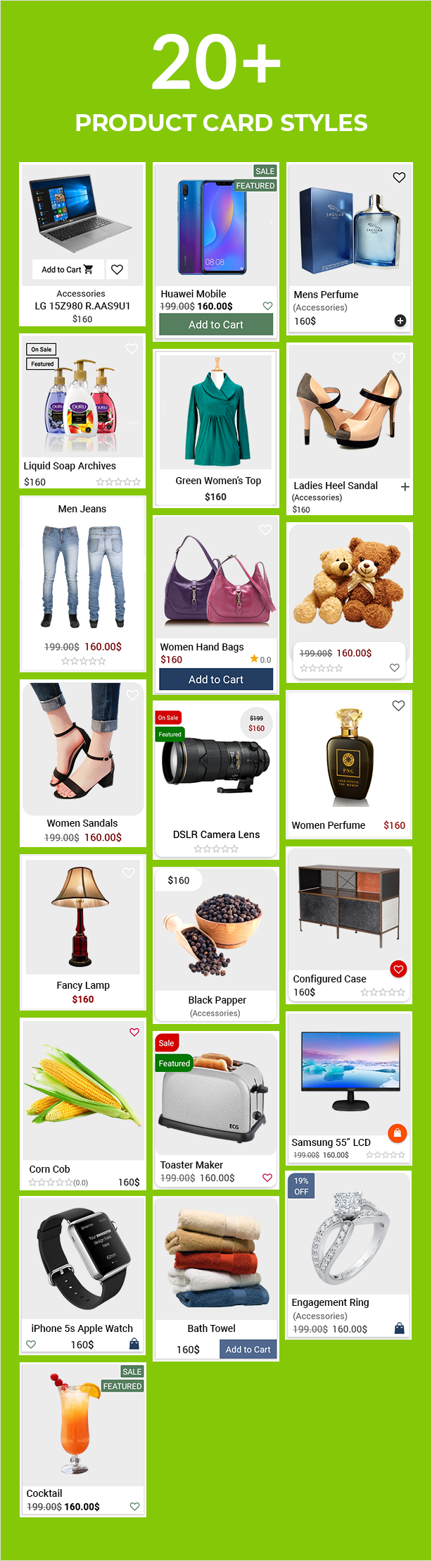 Android Ecommerce - Universal Android Ecommerce / Store Full Mobile App with Laravel CMS - 11