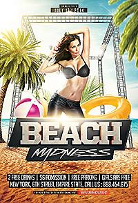 Beach Madness
