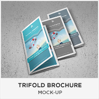 Square Book Mock-up / Dust Jacket Complete Edition - 17