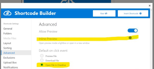 Discussion on Share-one-Drive   OneDrive plugin for WordPress