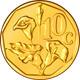 Vector Gold Money Dollar Coin - 7