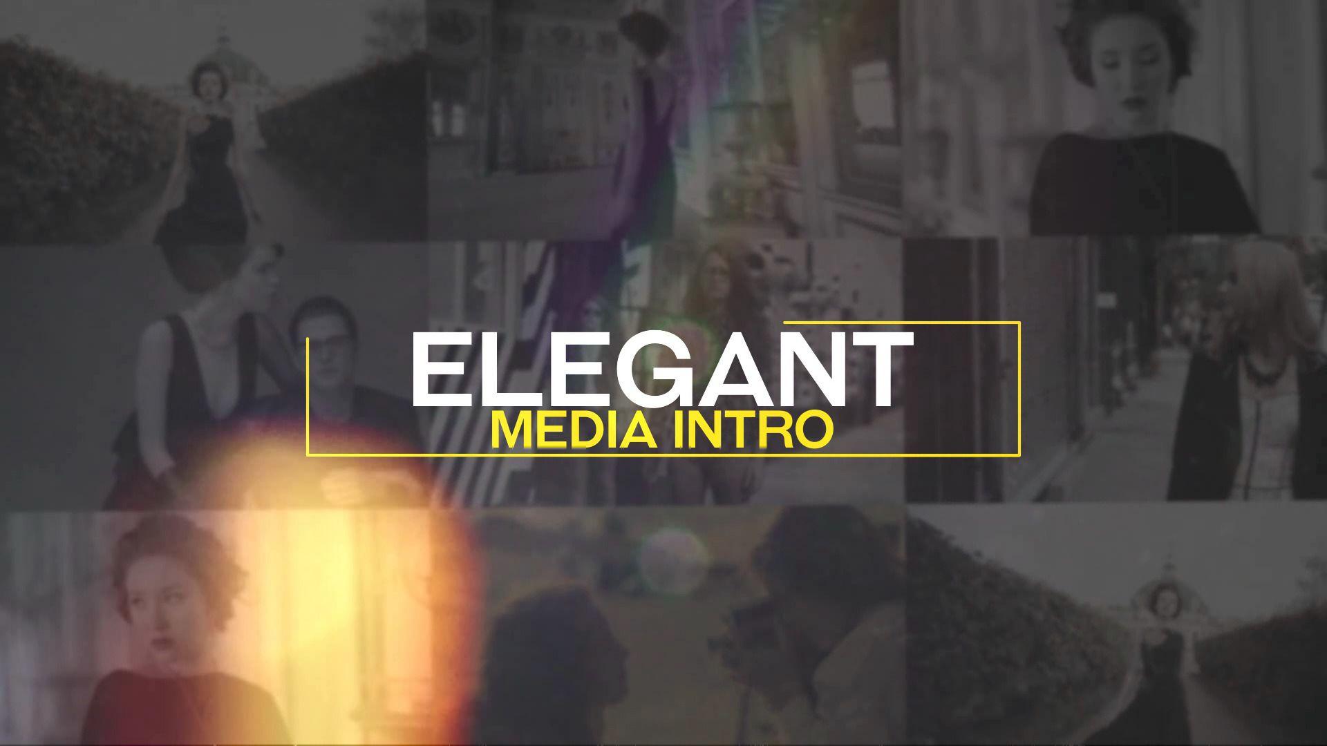 Elegant Media Intro - 6