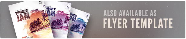Summer Jam Flyer