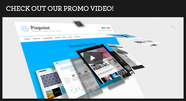 Pinpoint Promo Video