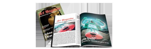 iPad & Tablet Art Magazine - 3