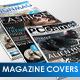 Advanced Magazine Cover Templates - GraphicRiver Item for Sale