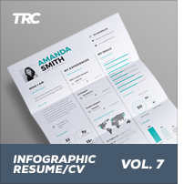 Infographic Resume Vol 3 - 13