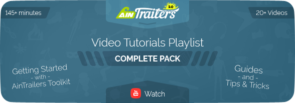 AinTrailers | Explainer Video Toolkit with Character Animation Builder - 98