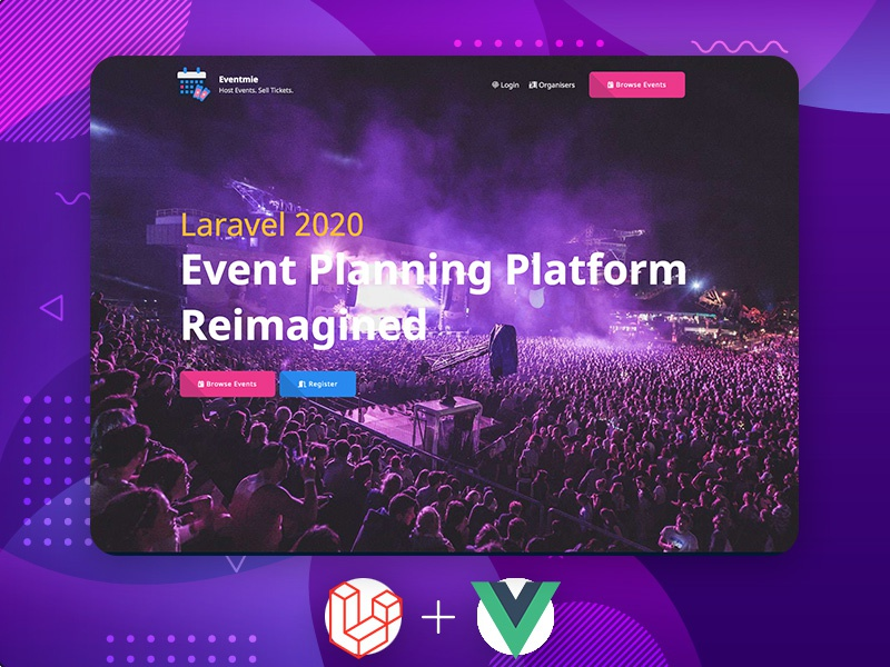 eventmie-pro-event-planning-platform-reimagined