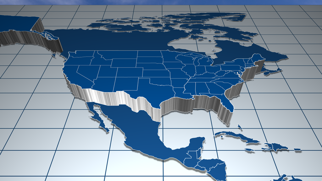 3d extrude world map by shapeshiftersinc videohive system requirments 6 gb ram gumiabroncs Gallery