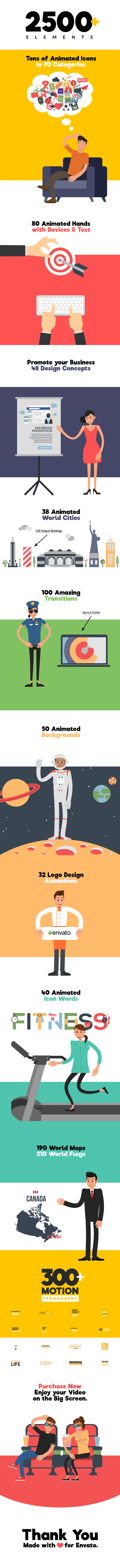 Story Now | Character Animation Explainer Toolkit - 6