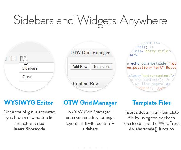Sidebar & Widget Manager for WordPress - 11