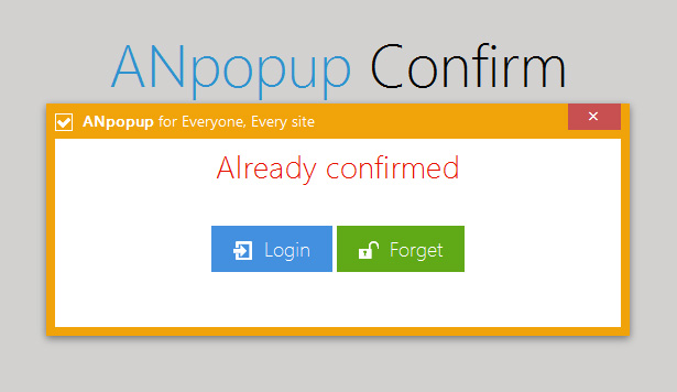 ANpopup: Awesome Newsletter Popup for Everyone - 19